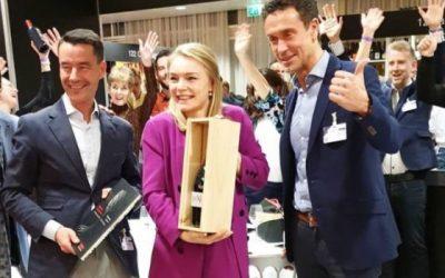 Winnaar Wine Making Challenge · Loesje Clement