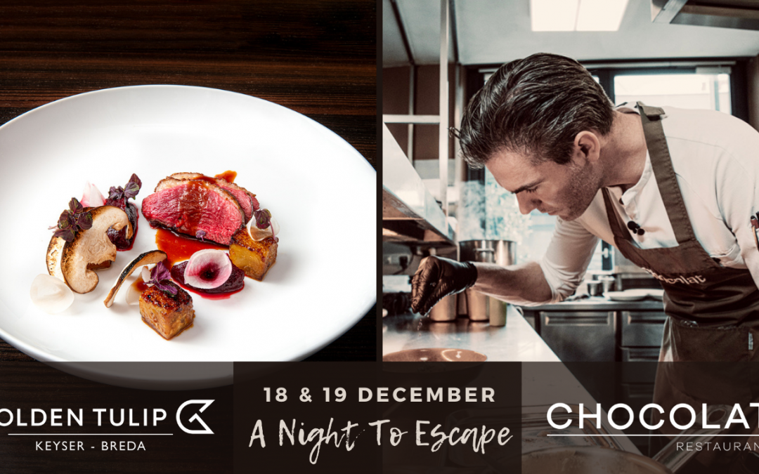 A Night To Escape | 18 & 19 december